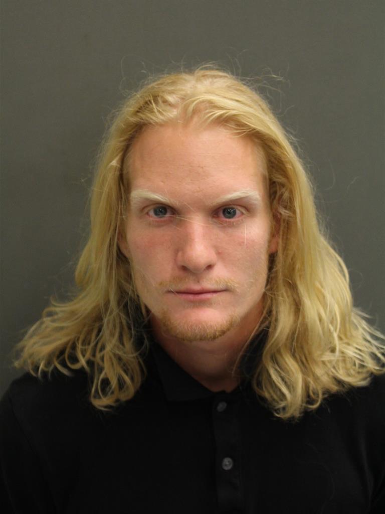 KYLE MICHAEL COX Mugshot / County Arrests / Orange County Arrests