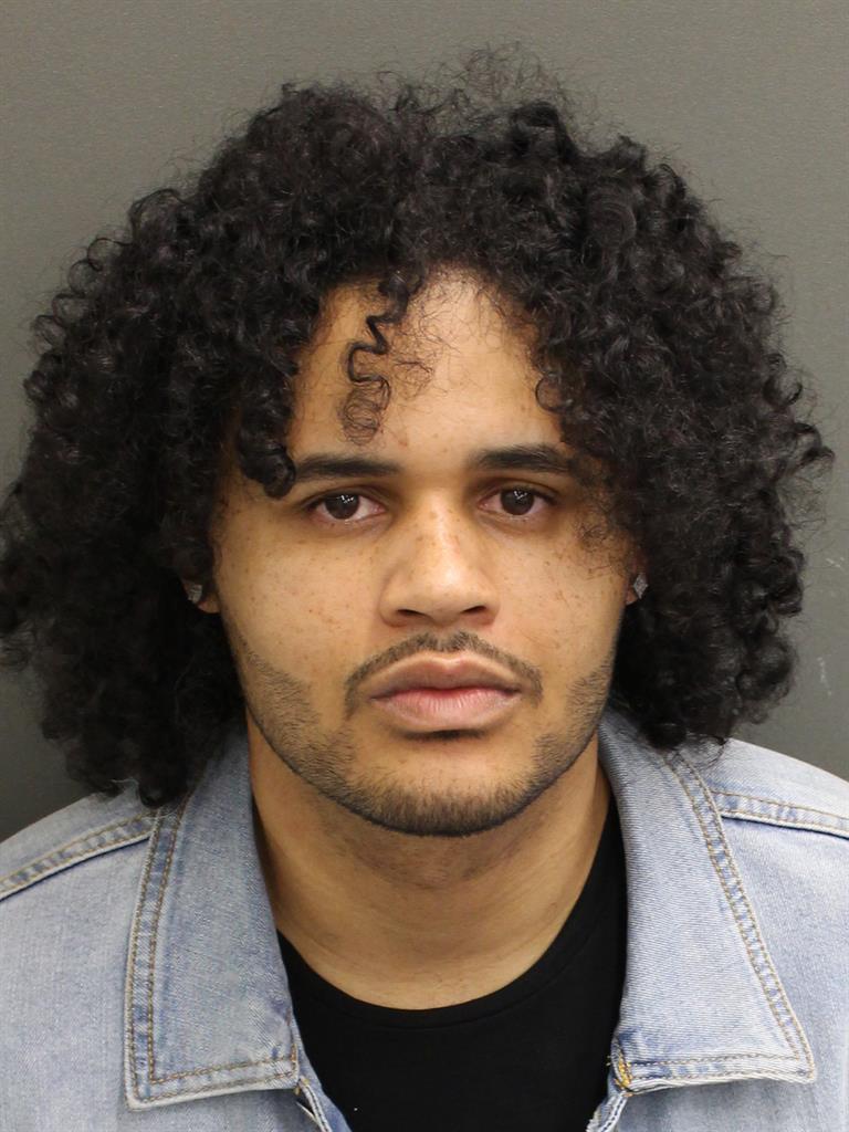 JUSTIN CARVELLE WATSON Mugshot / County Arrests / Orange County Arrests