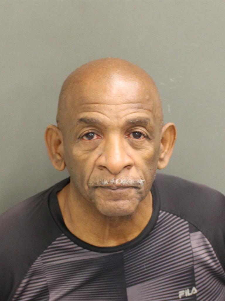 GEORGE EDWARD BROWN Mugshot / County Arrests / Orange County Arrests