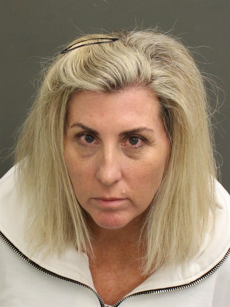 KARIN COURTNEY COMBS Mugshot / County Arrests / Orange County Arrests