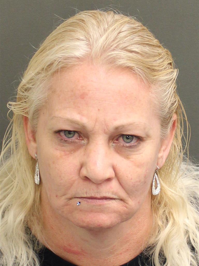 TRACY MICHELLE ROMERO Mugshot / County Arrests / Orange County Arrests