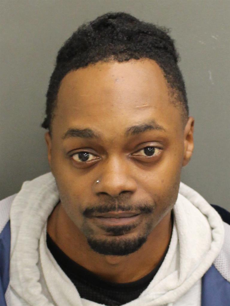 TARON ALAN EDISON Mugshot / County Arrests / Orange County Arrests