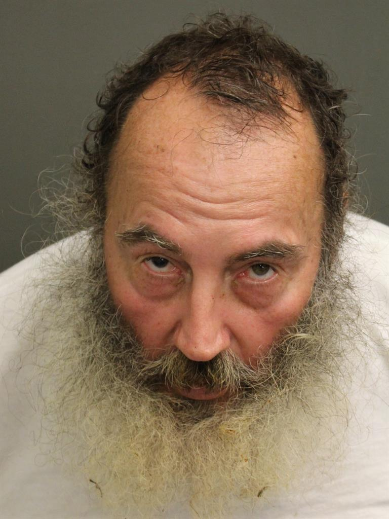 PAUL H GULLION Mugshot / County Arrests / Orange County Arrests
