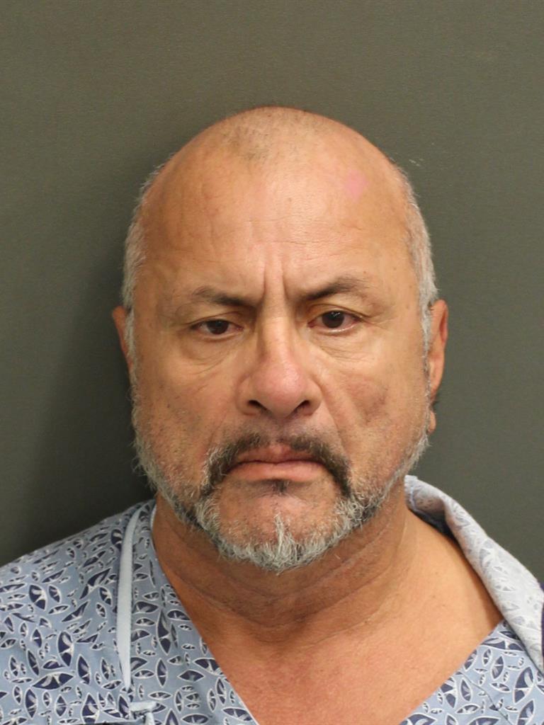 JOSE LUIS ROJAS Mugshot / County Arrests / Orange County Arrests