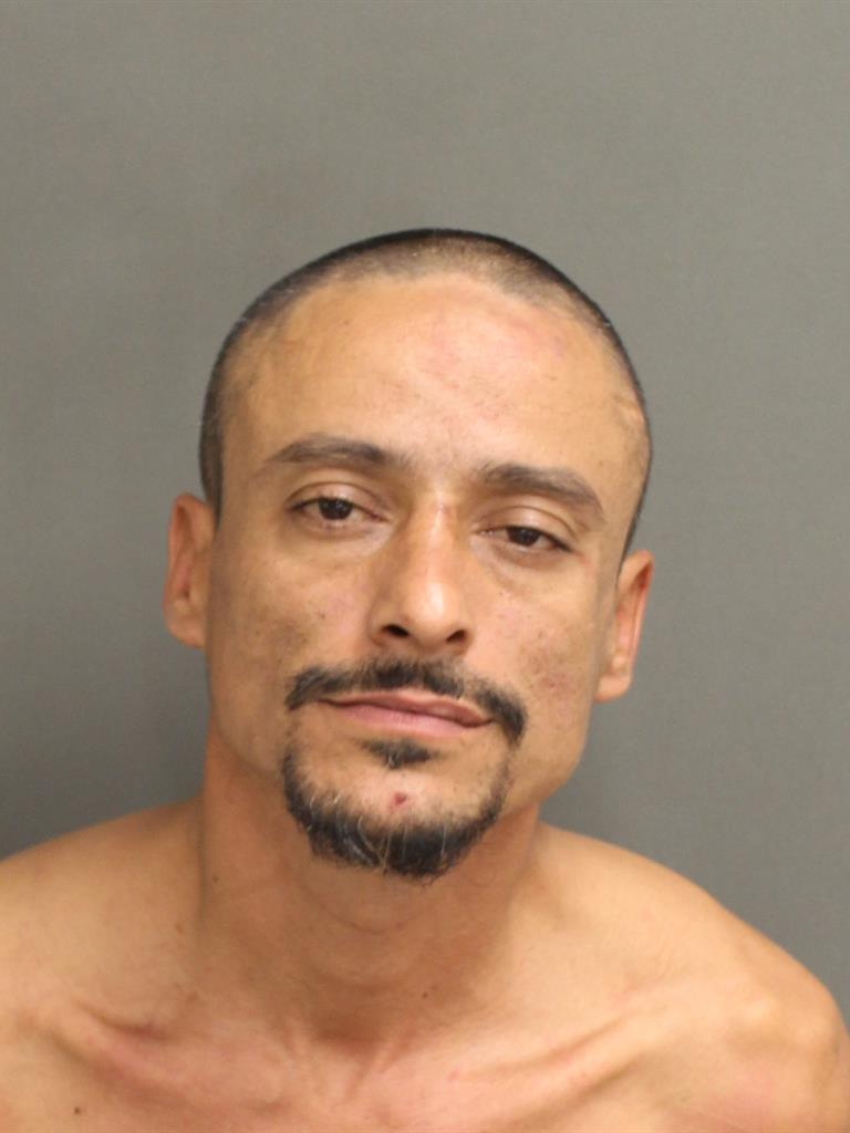 EDWIN ALVAREZ Mugshot / County Arrests / Orange County Arrests