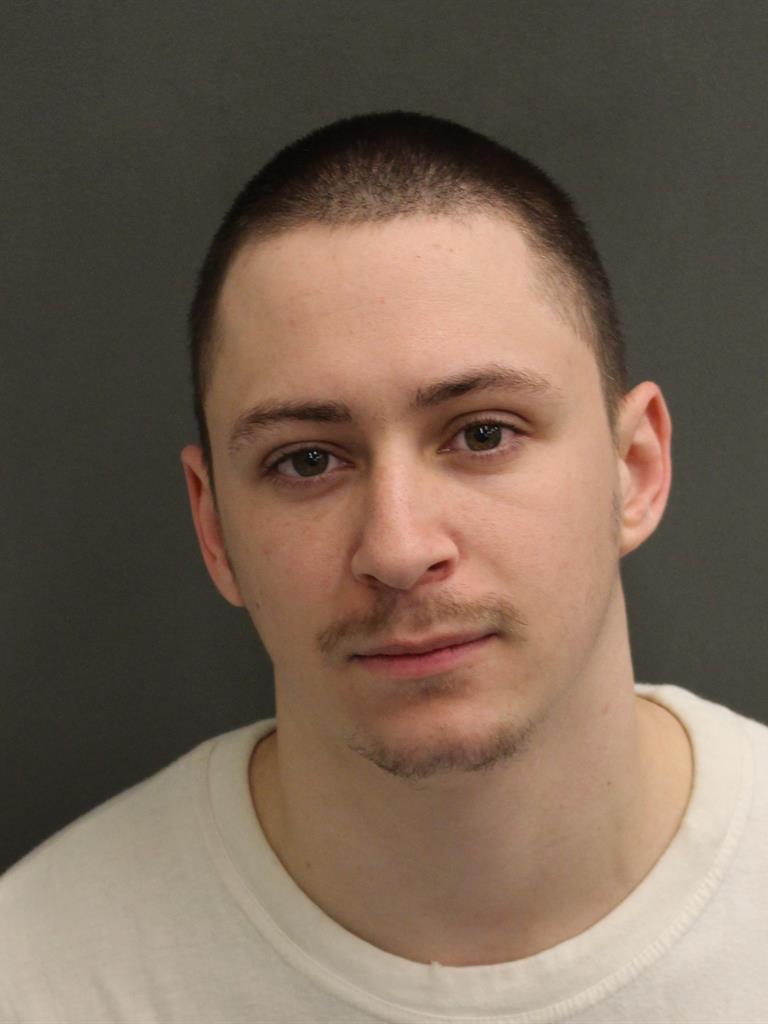 DYLAN CLAY CRIBBS Mugshot / County Arrests / Orange County Arrests
