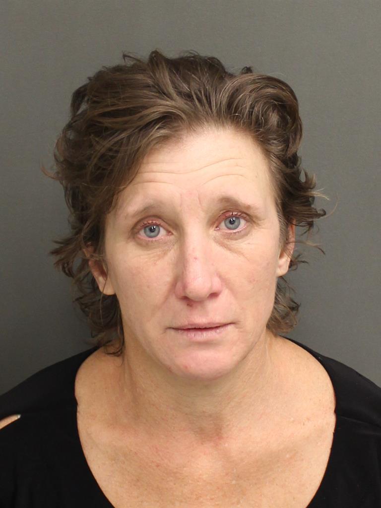JODI THOMPSONHEATH Mugshot / County Arrests / Orange County Arrests
