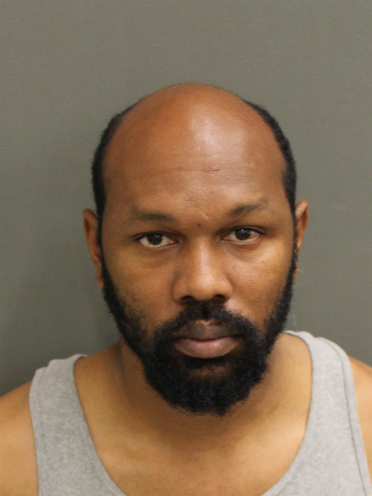 GLENROY HARRISON Mugshot / County Arrests / Orange County Arrests