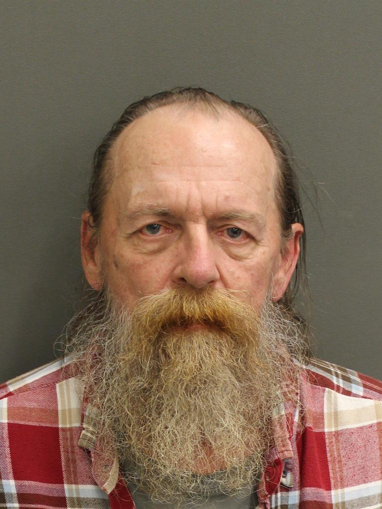 THOMAS EUGENE SLOAT Mugshot / County Arrests / Orange County Arrests