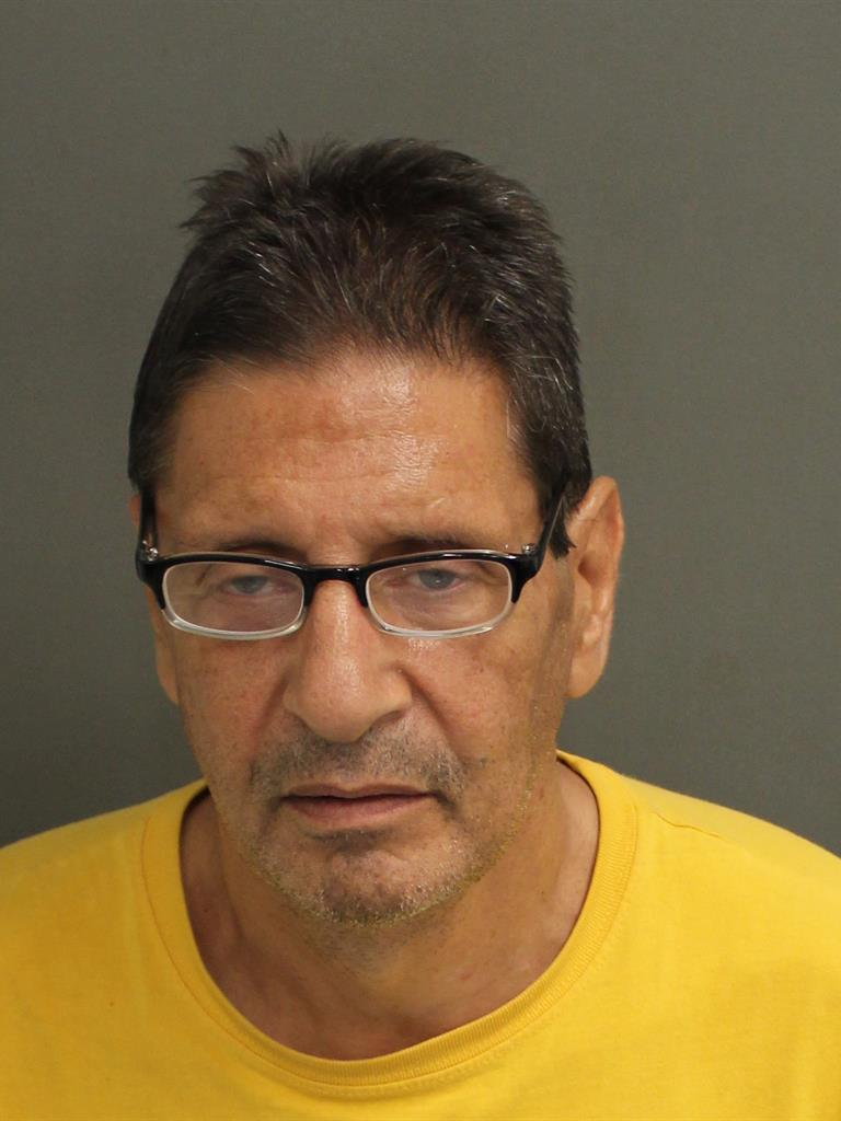 JOSEPH MICHAEL MANZI Mugshot / County Arrests / Orange County Arrests