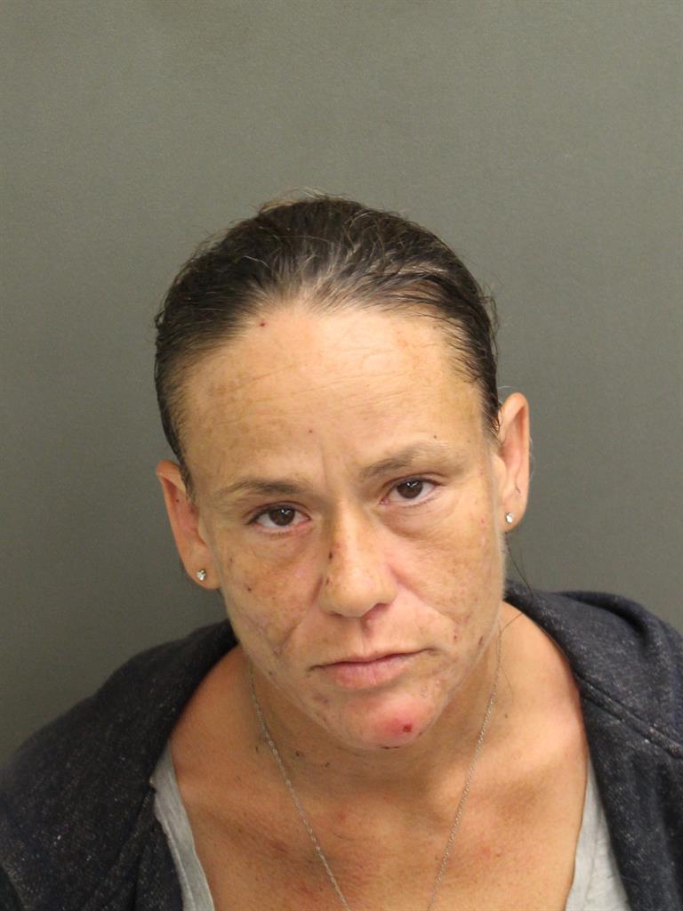 TANYA RENEE VICK Mugshot / County Arrests / Orange County Arrests