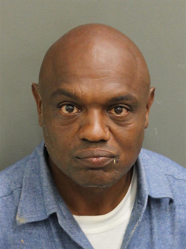 FREDERICK DAWSON Mugshot / County Arrests / Orange County Arrests