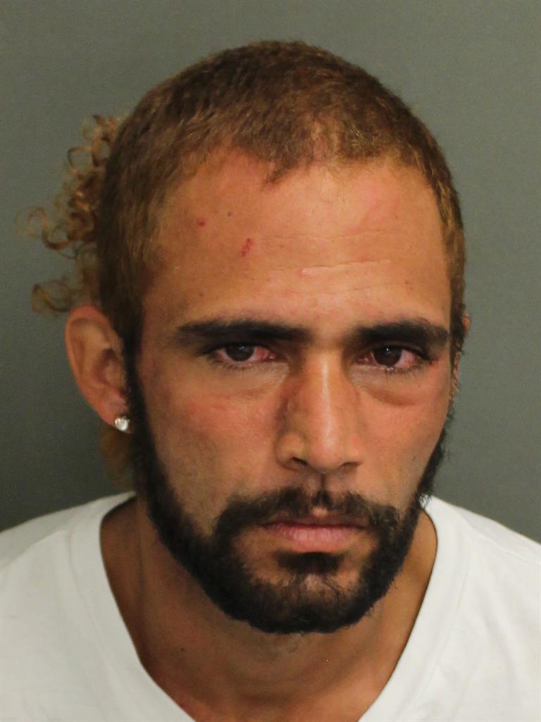 ANGEL CAPELESSANTIAGO Mugshot / County Arrests / Orange County Arrests