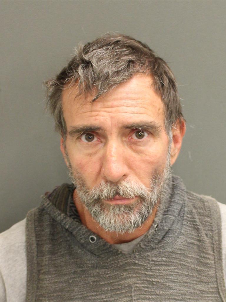 KENNETH JOHN NICHOLAS Mugshot / County Arrests / Orange County Arrests