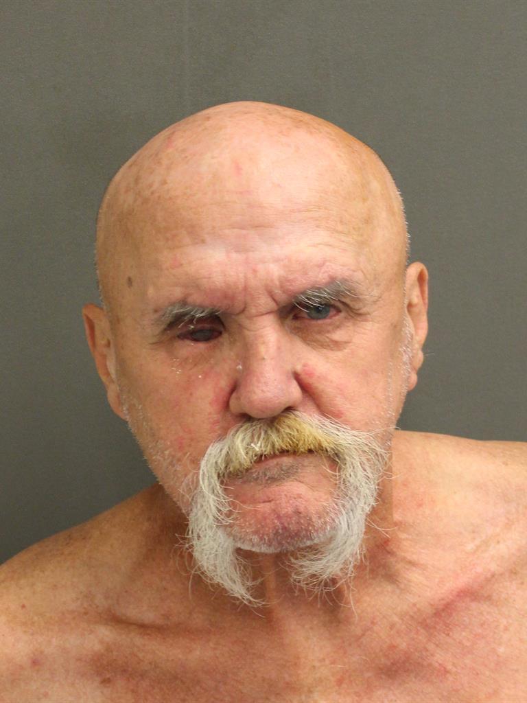 JAMES ALAN JR WINDAU Mugshot / County Arrests / Orange County Arrests