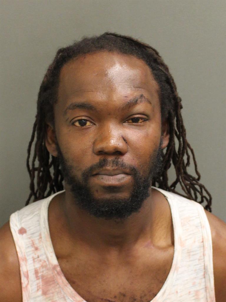 MARVIN RICHARD BARRACKS Mugshot / County Arrests / Orange County Arrests