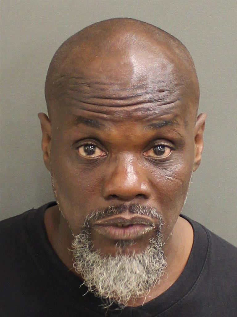 HENRY CLAY JR DAVIS Mugshot / County Arrests / Orange County Arrests