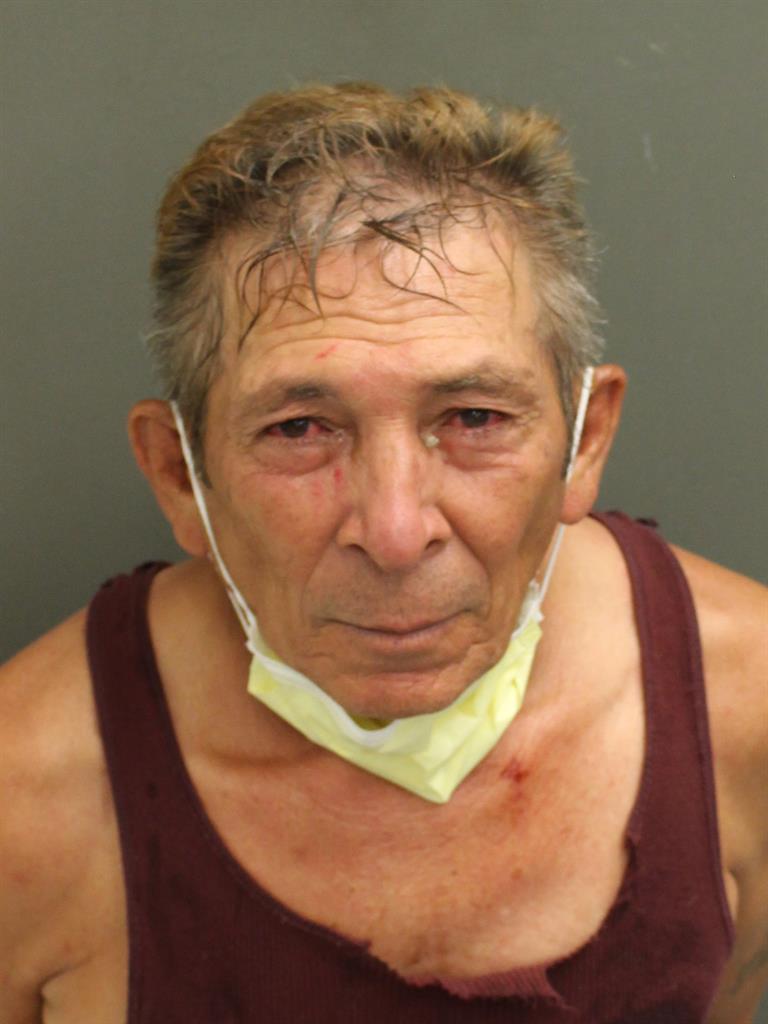 SECUNDINO SIGFREDO VELAZCOLLANES Mugshot / County Arrests / Orange County Arrests