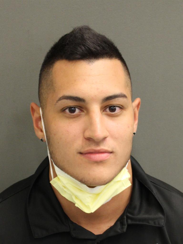 DAIVAN RODRIGUEZ Mugshot / County Arrests / Orange County Arrests