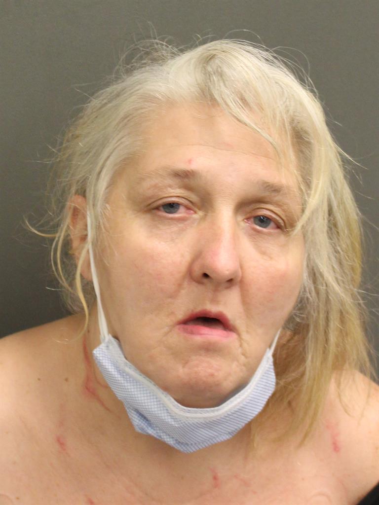 BENNIE GAYLE HOLT Mugshot / County Arrests / Orange County Arrests
