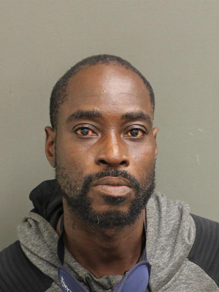 JONAS DERONVIL Mugshot / County Arrests / Orange County Arrests