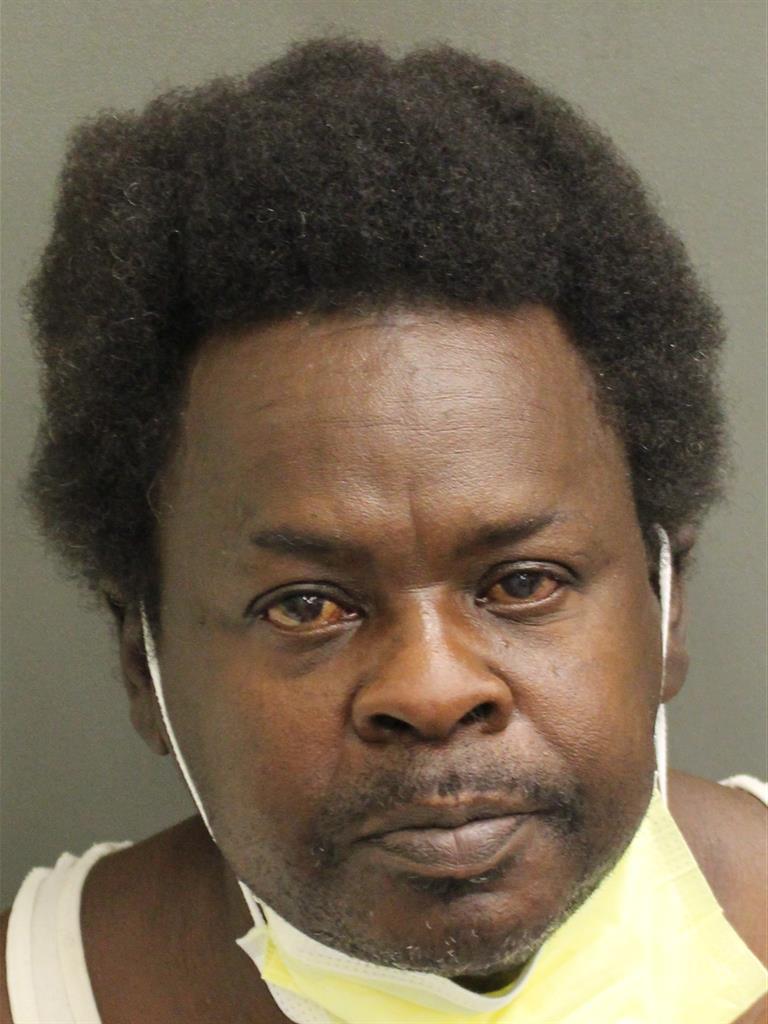 KENNETH MILTON BROWN Mugshot / County Arrests / Orange County Arrests