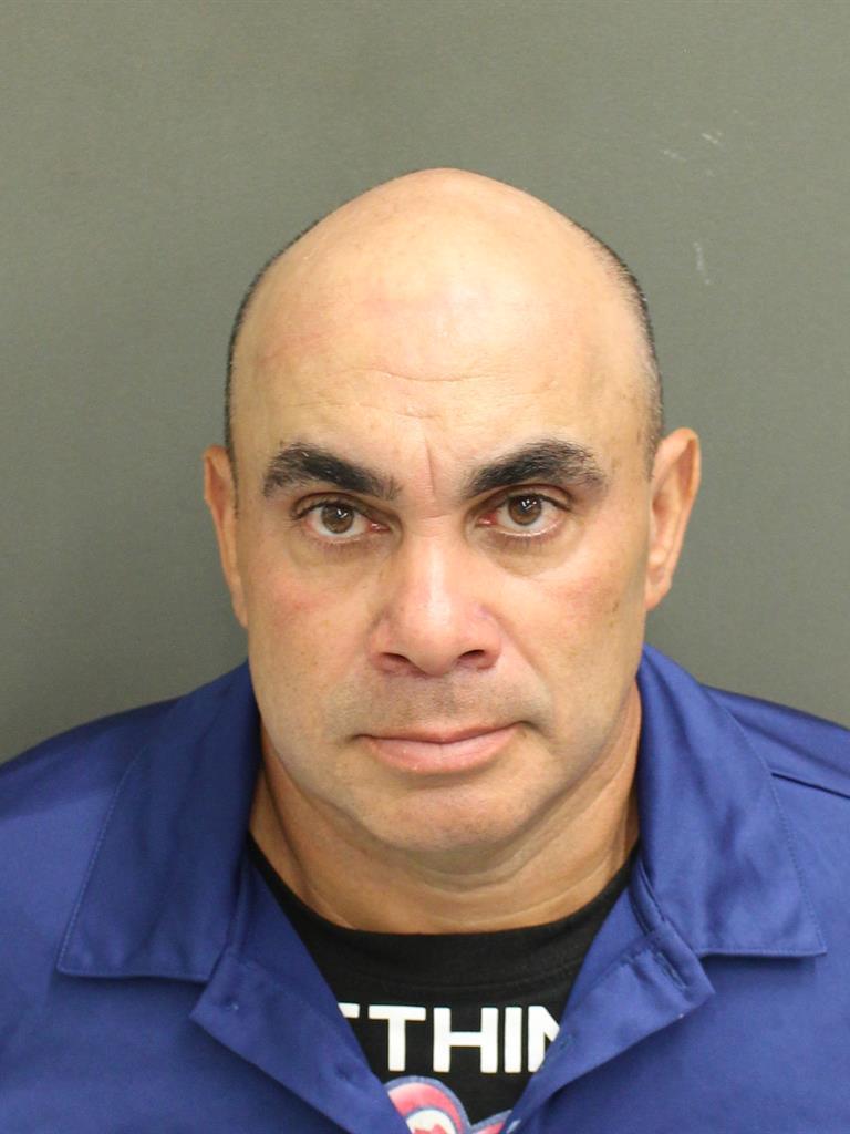 JUAN RAMON CLAUDI VILLANUEVA Mugshot / County Arrests / Orange County Arrests