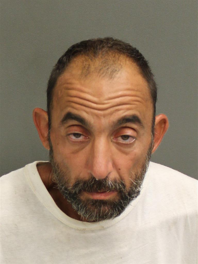 GEORGE LOUIS SAYEGH Mugshot / County Arrests / Orange County Arrests