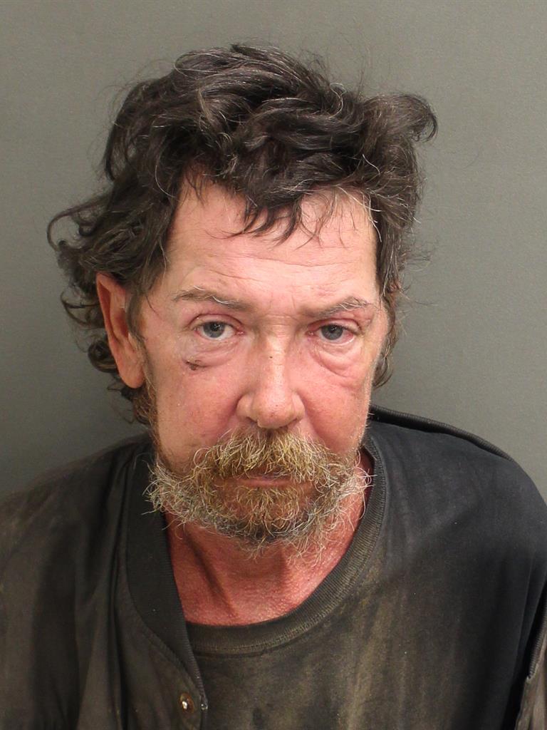 KENNY RAY MCINTYRE Mugshot / County Arrests / Orange County Arrests