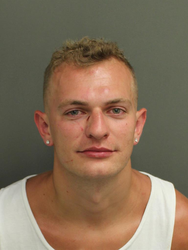 BRUCE EDWARD SAUNDERS Mugshot / County Arrests / Orange County Arrests