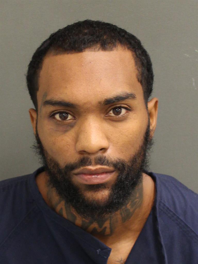 ERIC JONES Mugshot / County Arrests / Orange County Arrests