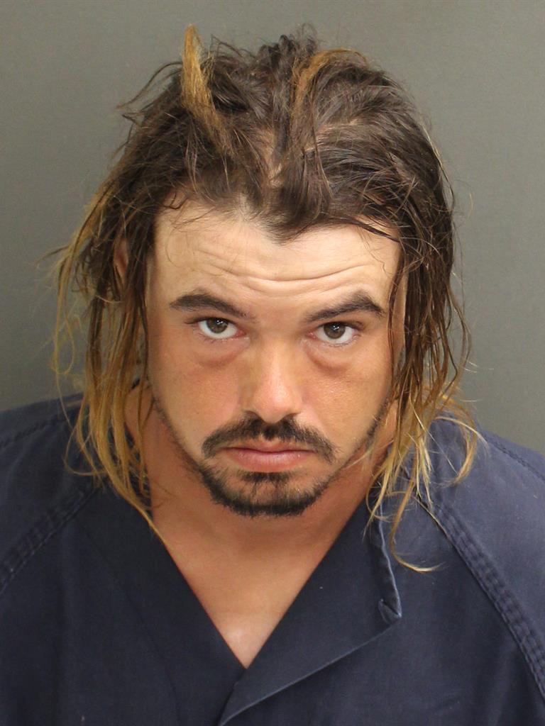 BRANDON LYNN MOORE Mugshot / County Arrests / Orange County Arrests