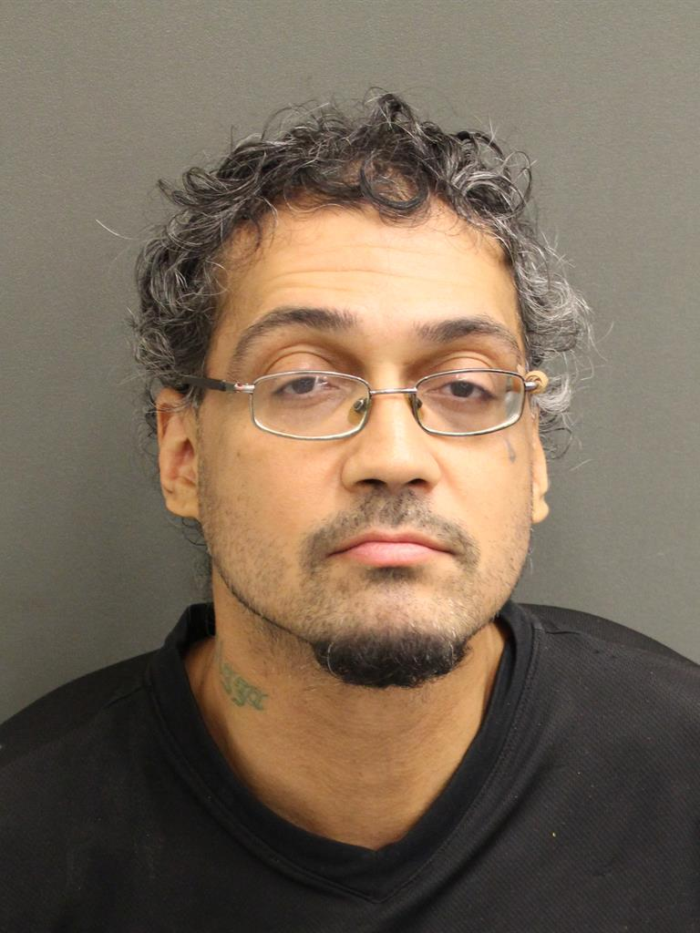 JASON CHARLES CARABALLO Mugshot / County Arrests / Orange County Arrests