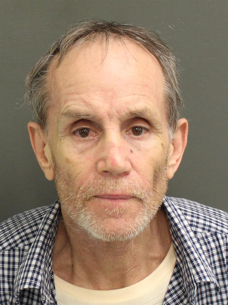GARY FLOYD AVERETTE Mugshot / County Arrests / Orange County Arrests