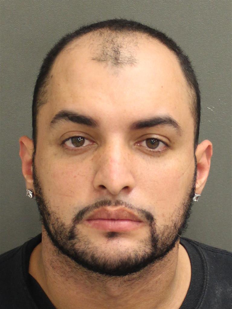 JOSE ANDRE OGANDO Mugshot / County Arrests / Orange County Arrests