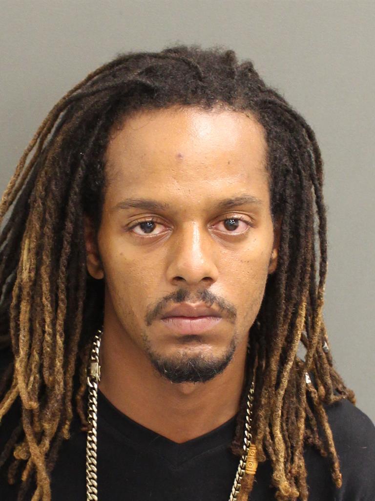 SHAQUILLE DEION TUCKER Mugshot / County Arrests / Orange County Arrests