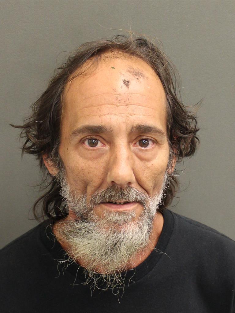 EDWARD FRED WILLIAMS Mugshot / County Arrests / Orange County Arrests