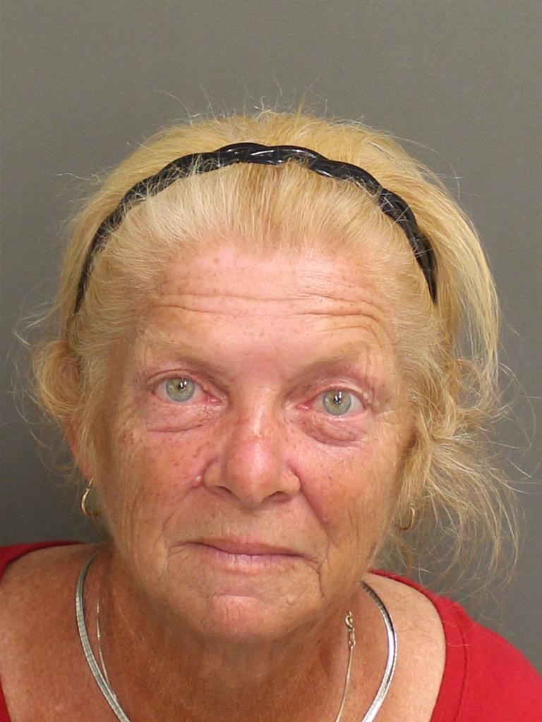 KATHY MILLS KELLEY Mugshot / County Arrests / Orange County Arrests