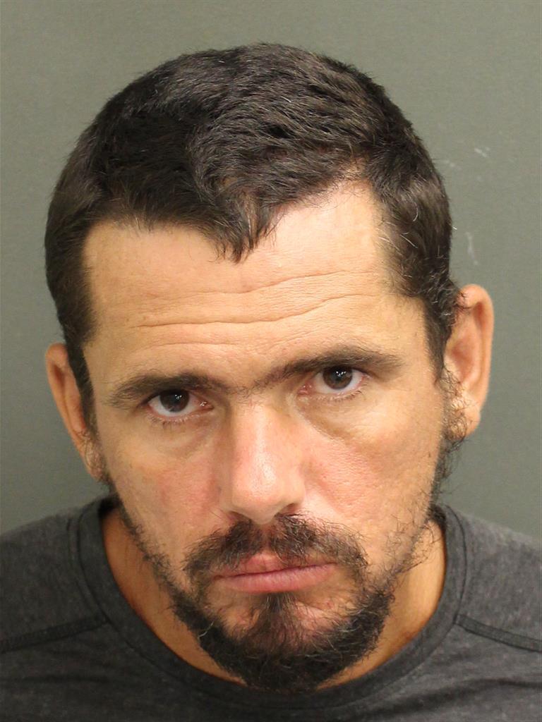 DAMIAN LEE JONES Mugshot / County Arrests / Orange County Arrests