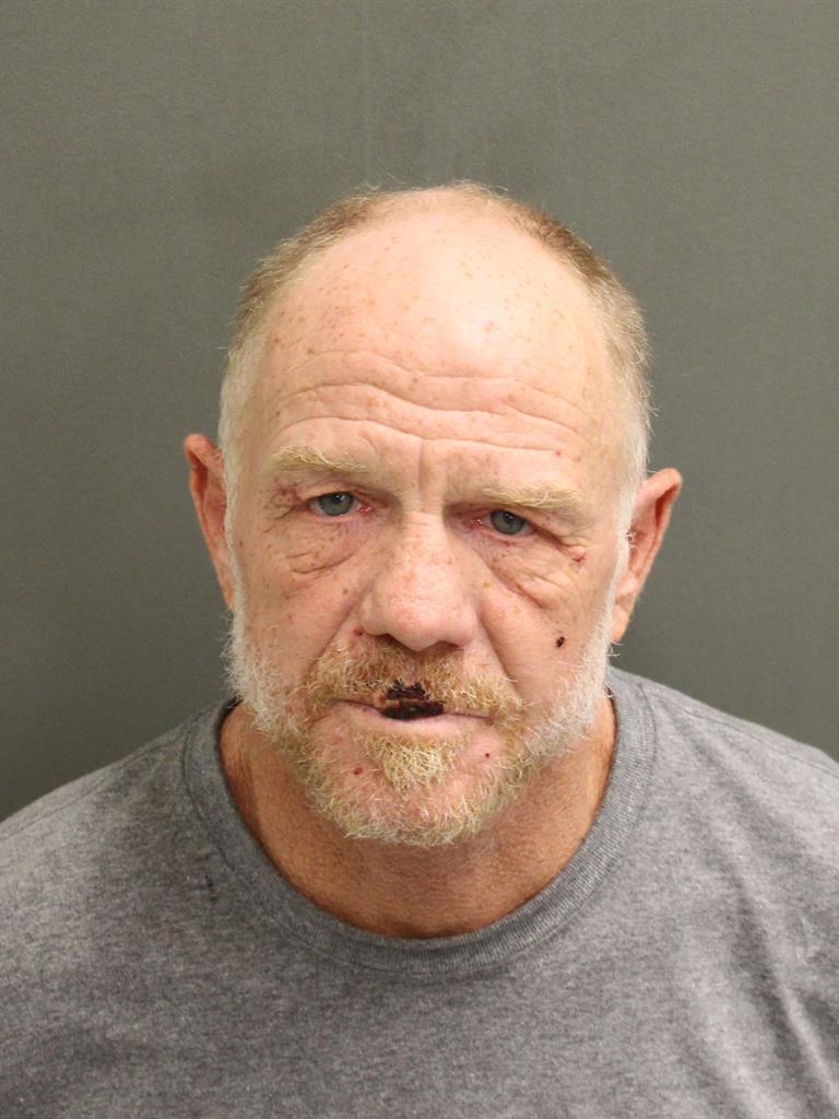 DONALD RICHARD Mugshot / County Arrests / Orange County Arrests
