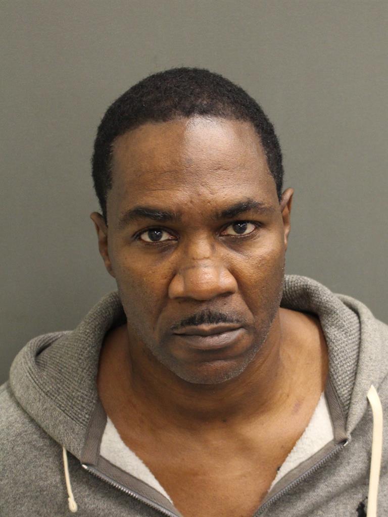 DANNEY ISACE CADE Mugshot / County Arrests / Orange County Arrests