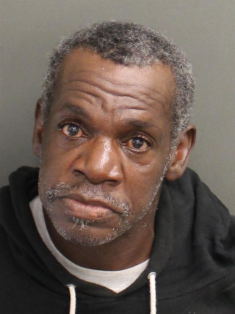 GREGORY SPRUIEL Mugshot / County Arrests / Orange County Arrests