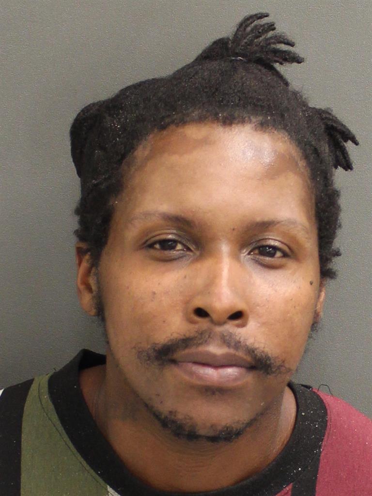 MARIO DEVONNE CHAMBERS Mugshot / County Arrests / Orange County Arrests