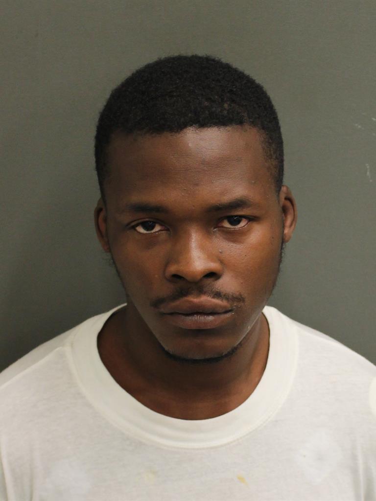 JEREMY DEAN JOHNSON Mugshot / County Arrests / Orange County Arrests