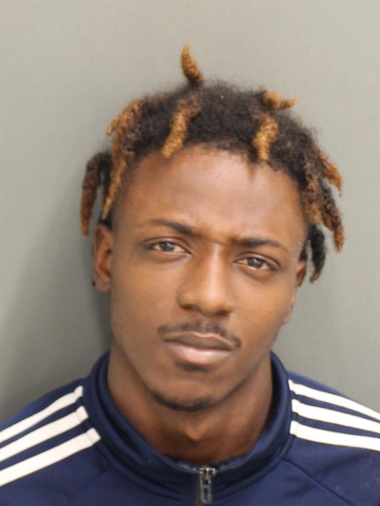 ALBERT DEON HOWARD Mugshot / County Arrests / Orange County Arrests