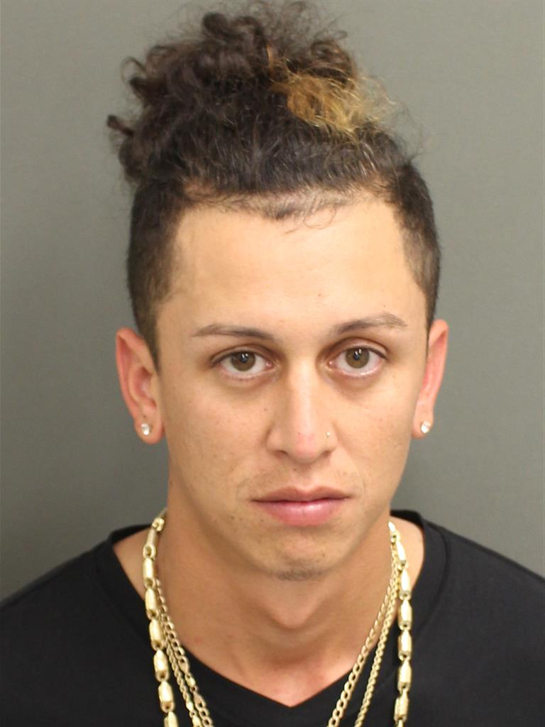 MARCOS BORRAYOGUERRERO Mugshot / County Arrests / Orange County Arrests