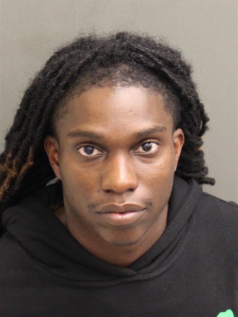 TODDARIAN JAQUESE WALKER Mugshot / County Arrests / Orange County Arrests