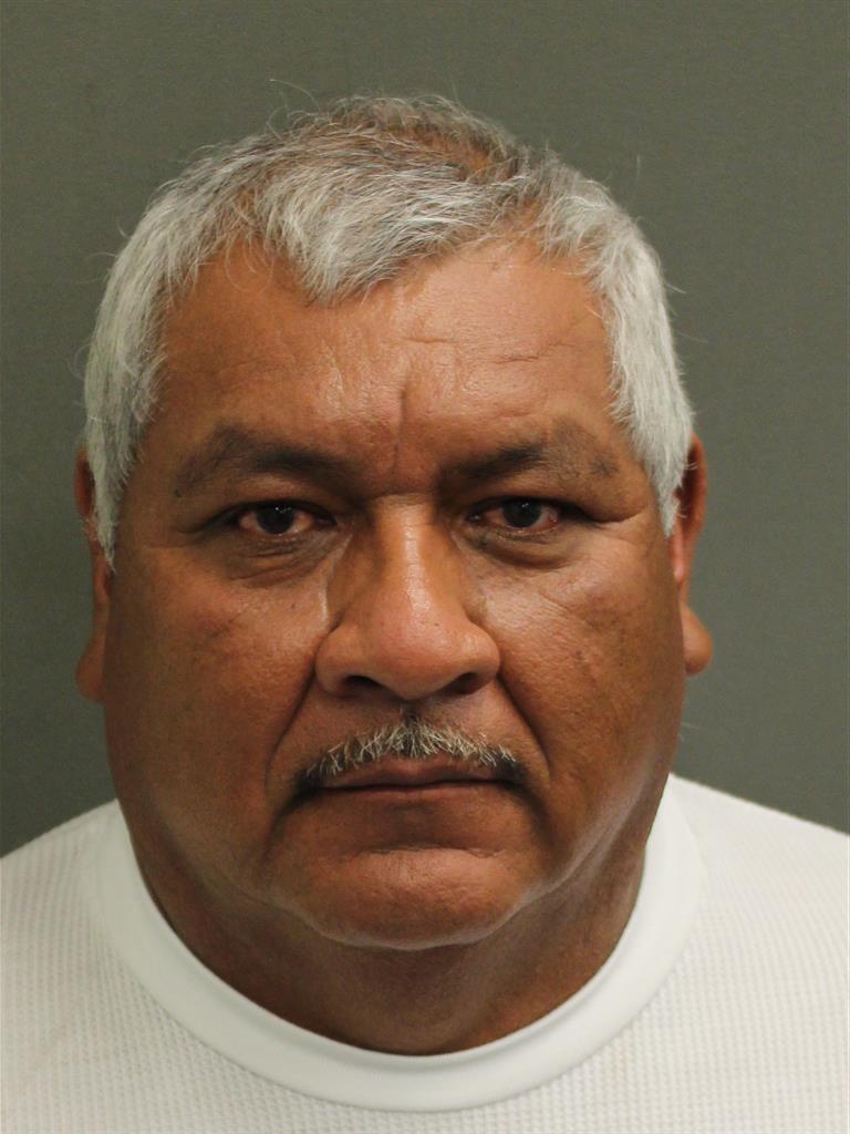 ALBERTO VAZQUEZ Mugshot / County Arrests / Orange County Arrests