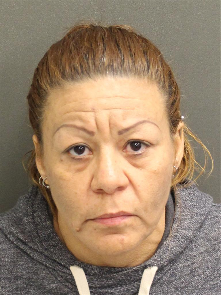 MARTA IDALIA SERRANO Mugshot / County Arrests / Orange County Arrests