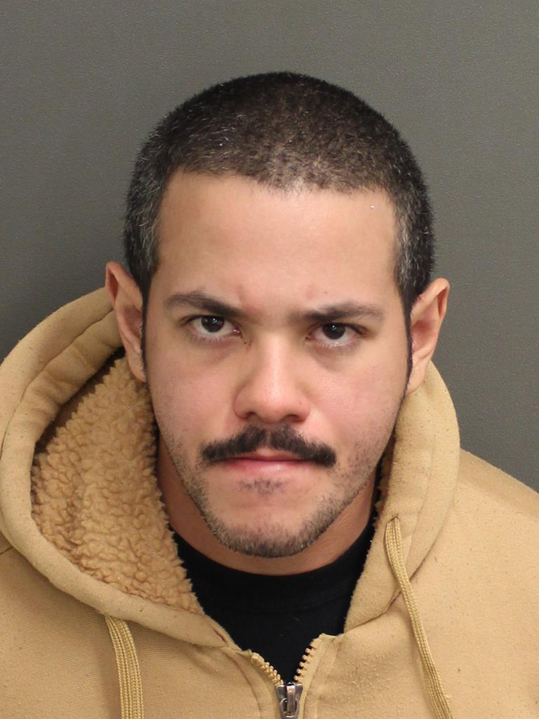ORLANDO RODRIGUEZOTERO Mugshot / County Arrests / Orange County Arrests